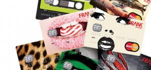 Kreditkarten mit speziellem Design für die Zielgruppe junge Erwachsene von Banken