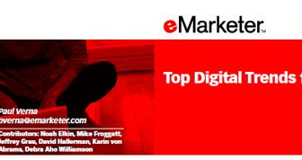 Top Trends im digitalen und mobilen Bereich 2012