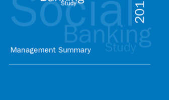 Social Banking – der sozial-ökologischen Bankenmarkt