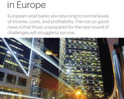 Europäische Retail Banken mit deutlichen Unterschieden in Ergebnis, Struktur und Strategie