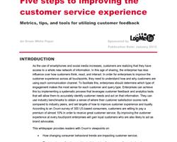 Wie auch Banken und Sparkassen Kundenservice und Kundenerfahrungen verbessern können