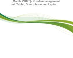 Einsatz von mobilen CRM Systemen: Anforderungen, Investitionspläne und Unterstützungsbedarf