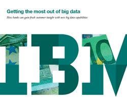 Wie man als Bank oder Sparkasse den Zukunftstrend Big Data erfolgreich nutzen kann