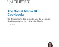 Sechs Wege zur Ermittlung des ROI von Social Media