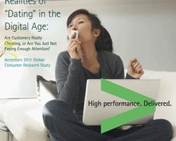 Neue und veränderte Einstellungen und Verhaltensweisen von Kunden im digitalen Zeitalter.