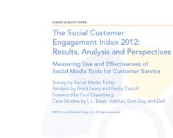Einsatz und Nutzen von Social Media Tools für den Kundenservice.
