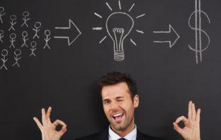 Erfolg durch Ideen und Innovationen