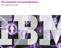 Wie Social Business funktioniert und was zu beachten ist.