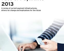 Infrastruktur, Einflussfaktoren und zukünftige Trends im Markt für Payments