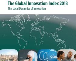 Weltweite Innovationen 2013 und das Ranking der Volkswirtschaften