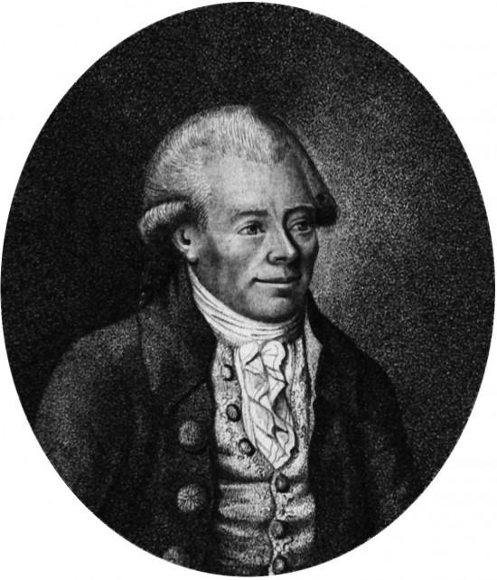 Georg Christoph Lichtenberg Schriftsteller, Mathematiker und der erste deutsche Professor für Experimentalphysik