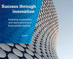 Nachhaltigkeit und Kundenfokus im Schweizer Private Banking