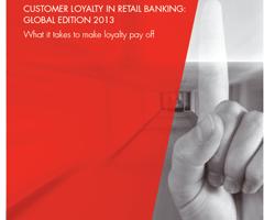 Kundenloyalität im Retail Banking 2013
