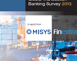 Finextra Global Transaction Banking Report 2013