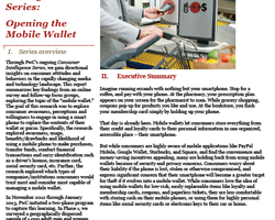 Erfolgsfaktoren für die Mobile Wallet der Zukunft