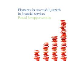 Wie kann erfolgreiches Wachstum in der Finanzdienstleistungsbranche gesichert werden