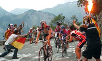 Tour de France und der Kulturwandel in Banken