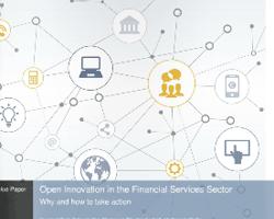 Erfolge durch Open Innovation in der Finanzdienstleistungsbranche