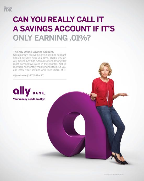 Unzufriedenheit von Bankkunden über zu geringe Verzinsung von Sparkonten