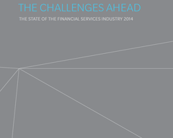 Zum Stand der Finanzdienstleistung und den Herausforderungen für 2014