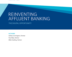 Die Digitalisierung bietet Banken und Sparkassen neue Chancen für das Geschäft mit wohlhabenden Kunden