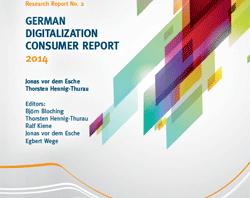 Rasanter Trend zur Digitalisierung des Konsumentenverhaltens in Deutschland