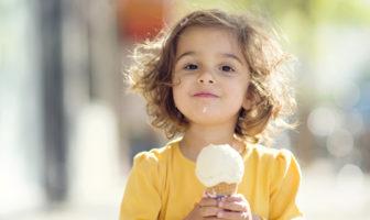 Eiscreme Marketing für Bankfilialen und Kundenzufriedenheit
