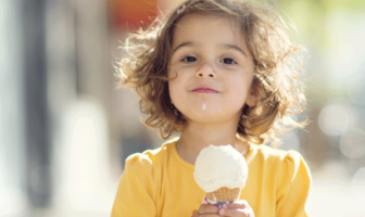 Wie man mit kostenloser Eiscreme als Bank oder Sparkasse eine tolle Werbeaktion machen kann