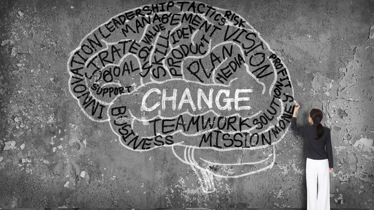 Veränderungen und Change Management