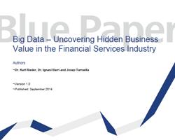 Big Data in der Finanzdienstleistung