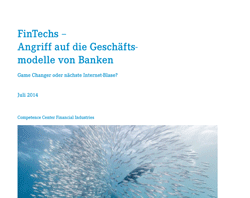 FinTech: Angriffe auf die Banken