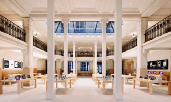 Apple Flagship Store Covent Garden London