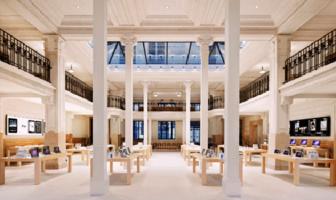 Apple Flagship Store Covent Garden London