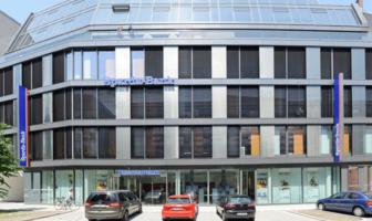 Außenansicht Sparda Bank Nürnberg
