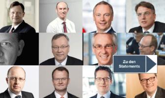 12 Bankexperten zur Filiale 2020