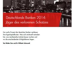Deutschlands Banken 2014