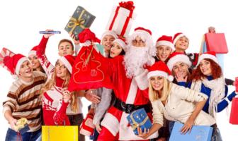 Bankmarketing Weihnachten
