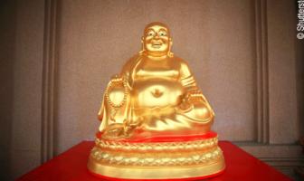 Buddha und Banken