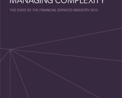 Komplexitätsmanagement in der Finanzdienstleistung