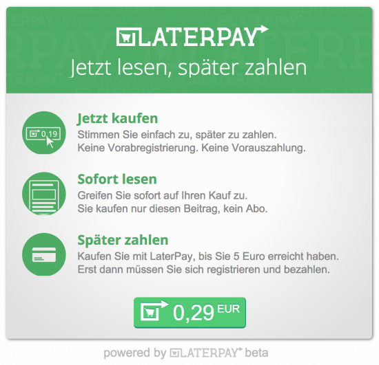 Laterpay Infobox