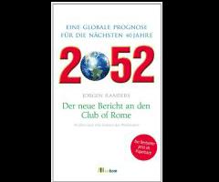 Buchtipp: 2052 - Der neue Bericht an den Club of Rome