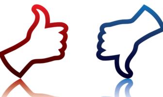 Facebook Like oder Dislike