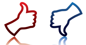 Facebook Like oder Dislike