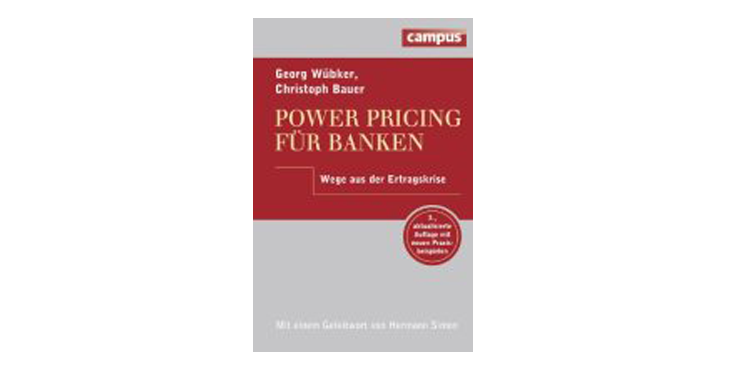 Buchtipp: Power Pricing für Banken