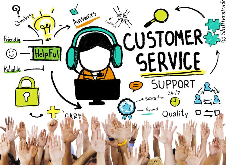 Social Media Einsatz im Kundenservice