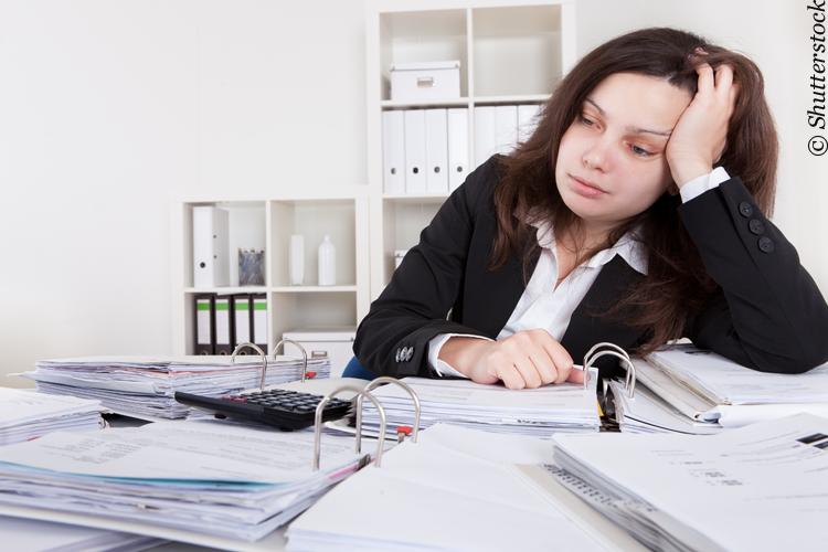 Bürokratie und Verwaltung gefährden Veränderungen in Unternehmen