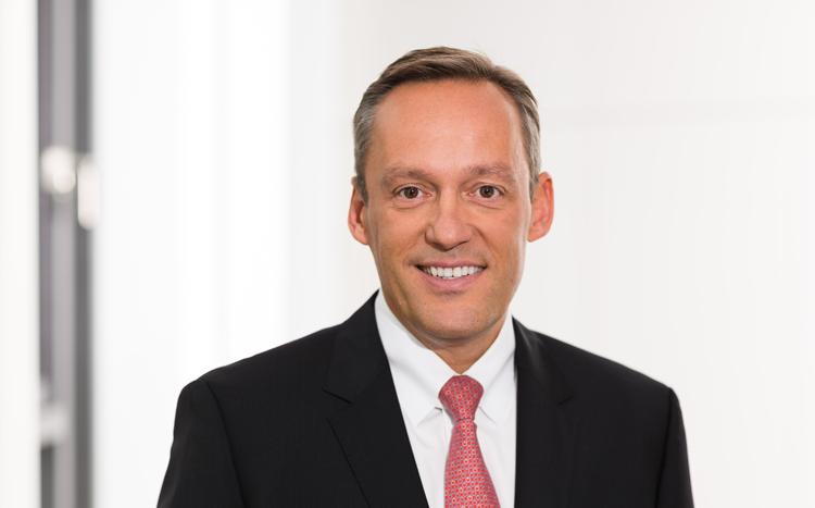 Peter Hanker vorstandsvorsitzender Volksbank Mittelhessen