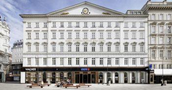 Hauptsitz der Erste Bank in Wien