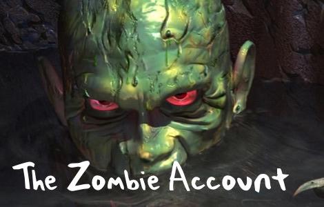 Das Zombie Konto für junge Volksbank Kunden