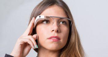 Google Glass ist der Prototyp einer Datenbrille